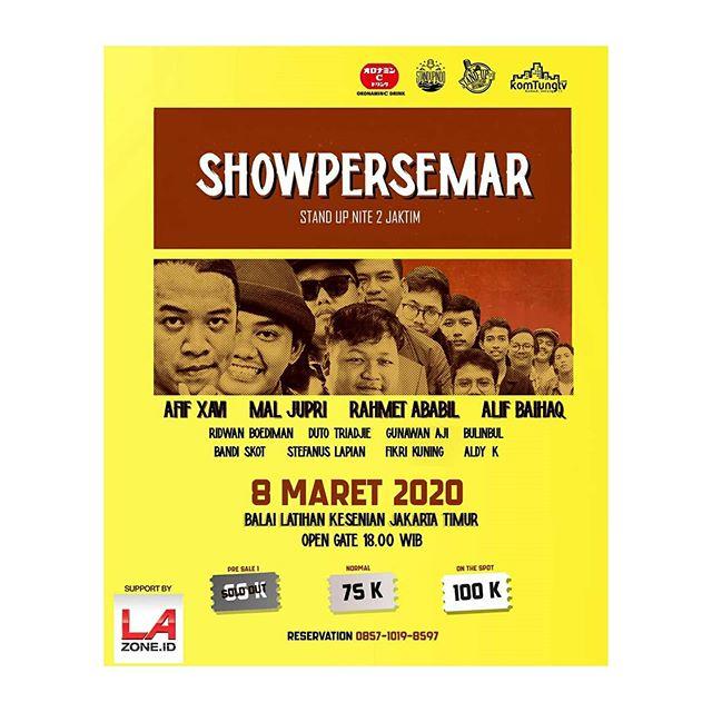 Showpersemar